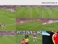 دانلود مسابقه نوستالژی آرسنال و منچستر یونایتد (۲-۲) فصل ۲۰۰۷-۲۰۰۸
