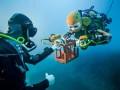 ربات انسان نمای OceanOne