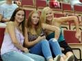 عکس / تماشگران پرشور لهستانی مسابقات والیبال قهرمانی جهان