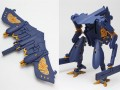 پرینت سه بعدی ربات تبدیل شدنی فوق العاده توسط هنرمند ژاپنی