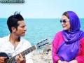 بیوگرافی امید علومی همسر جدید سحر قریشی  عکس