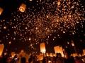 جشن آب و جشن ماه کامل تایلند فرصتی برای تفریح