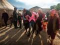 ماجرای سنت عروس دزدی در قرقیزیستان چیست؟ عکس - روژان