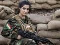 داعش برای سر این دختر ایرانی جایزه گذاشت   عکس - روژان
