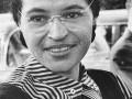 رزا پارکس زن مبارز سیاهپوست