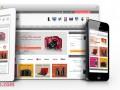 طراحی فروشگاه اینترنتی با امکانات فراوان و قیمت مناسب | قالب کد f۰۱e