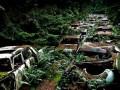 قدیمیترین ترافیک دنیا که هیچوقت رفع نشد  تصاویر - روژان